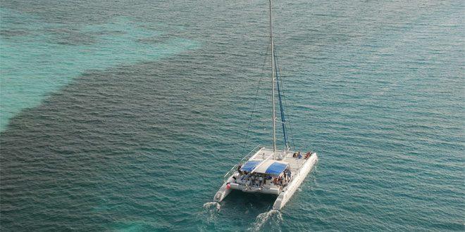 Paseo en Catamarán en Isla Mujeres